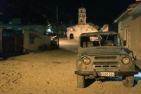 Trinidad bei Nacht